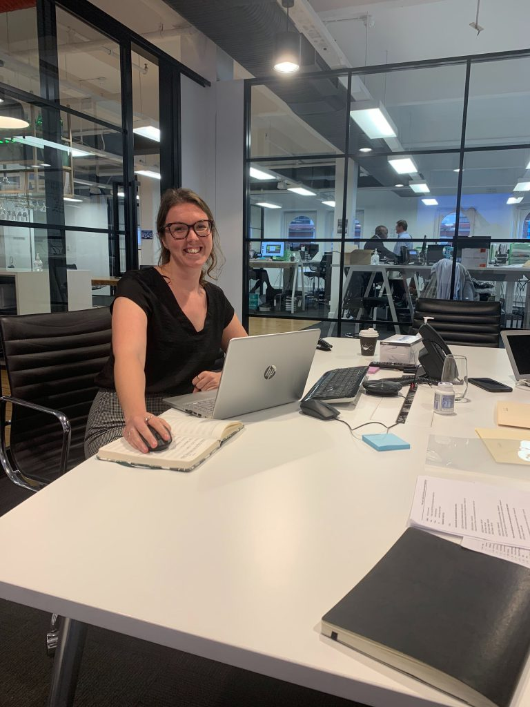 Emma, Account Management, Sydney